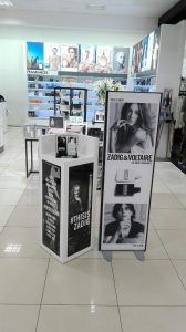 Grapevine media in store advertising Sadig Voltaire Sandton (3)
